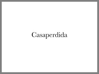 Casaperdida